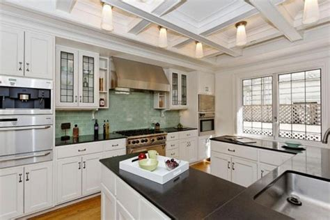classic white shaker kitchen cabinets 5 reasons why this ten year kitchen is still current