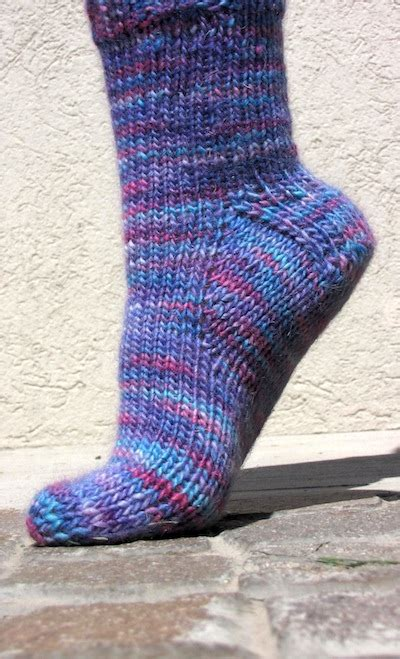 beginner knit socks knitting patterns galore beginner worsted weight socks