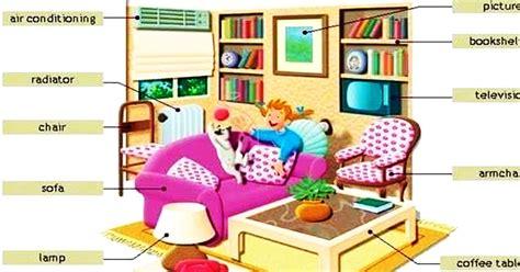 bedroom furniture vocabulary living room vocabulary conversations