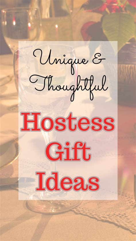 unique gift ideas inexpensive and thoughtful hostess gifts affordable