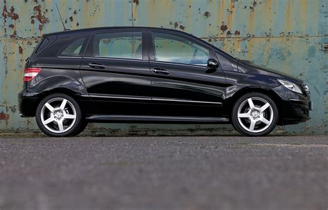 Mercedes Hatchback by Mercedes B Class Hatchback Review 2005 2011 Parkers