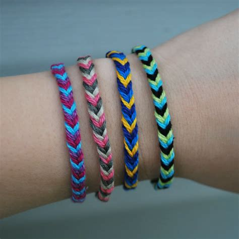 easy friendship crafts for fast and easy fishtail braid friendship bracelet