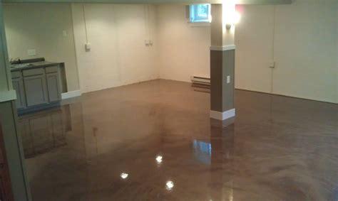 epoxy floors for basements metallic epoxy in lancaster pa