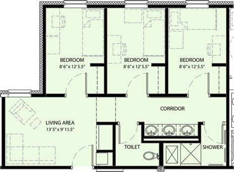 floor plans for 3 bedroom houses 26 floor plan 3 bedroom house ideas house plans 63524