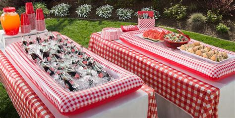 company for adults picnic theme picnic themed supplies city
