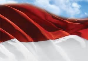 bendera merah putih bendera indonesiatriathlonfederation
