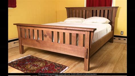 king bed woodworking plans woodworking plans king bed frame