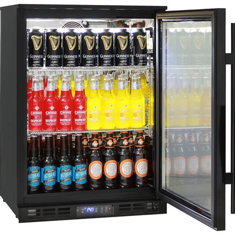 glass door bar fridge glass door bar fridge with lg compressor