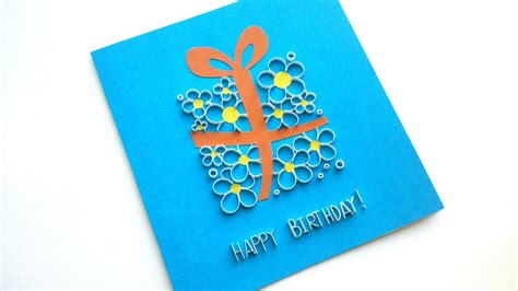how to make a beautiful greeting card how to make a beautiful greeting card birthday card idea