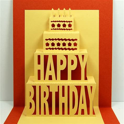 how to make a happy birthday pop up card capadia designs happy birthday pop up
