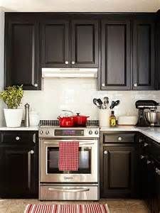 small black and white kitchen ideas one color fits most black kitchen cabinets