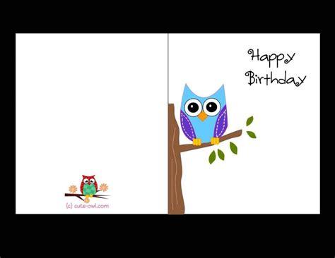 make a birthday card free printable free printable birthday cards for template