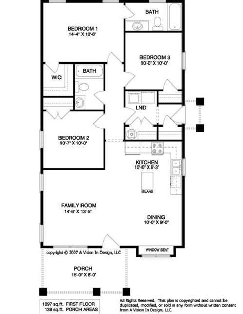 floor plans for small bedrooms simple floor plans ranch style small ranch home plans