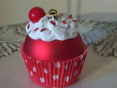 ornament cupcakes cupcake ornament