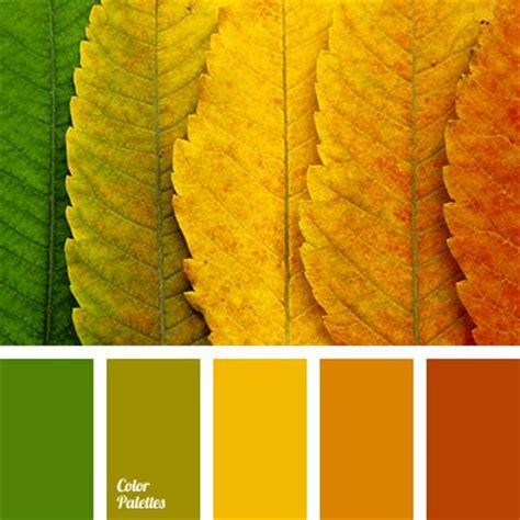 Yellow Colour Combination 25 best ideas about autumn color palette on pinterest