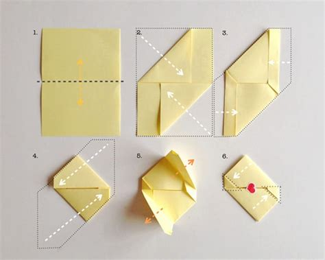 how to make origami letters s day ideas motley cards diy is
