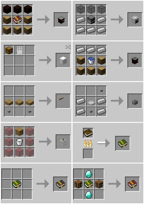 crafting for cooking for blockheads mod 1 12 2 1 11 2 for minecraft