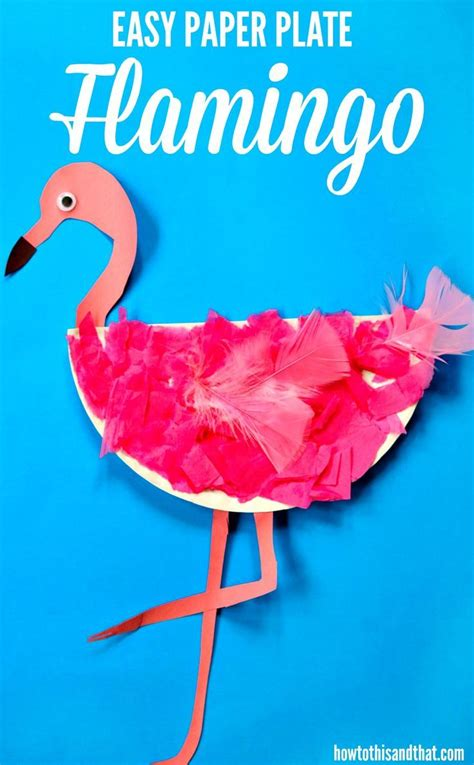 flamingo craft projects 25 best ideas about flamingo craft on pink