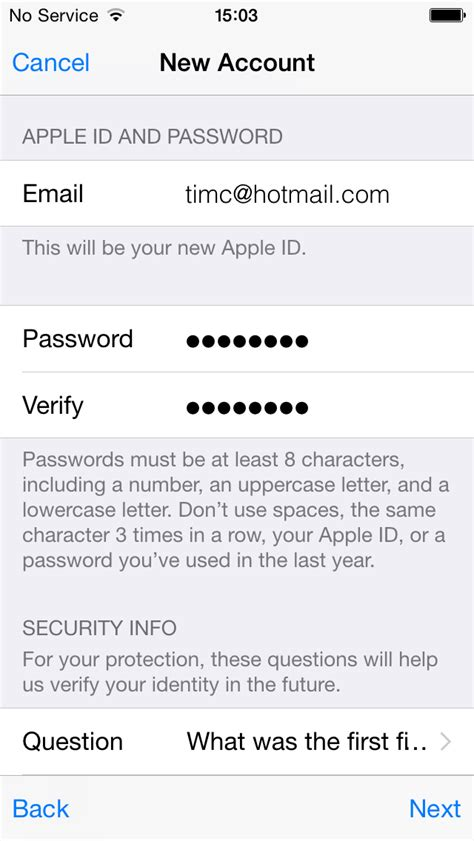 how to make a new apple id without credit card how to create an apple id without a credit card