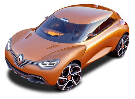 Renault Concept Car by Renault Captur Concept Car Png Image Pngpix