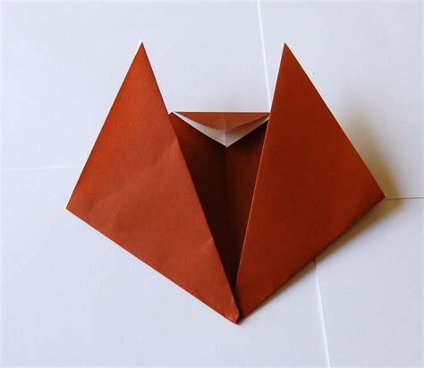 origami cat ears make an origami cat bookworm