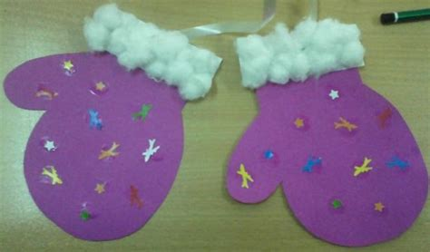 arts and craft activities for mitten winter preschool activities and mitten winter arts