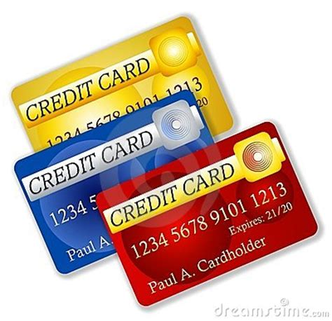how to make counterfeit credit cards credit cards illustration royalty free stock images
