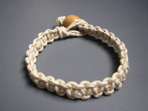 hemp jewelry 3 hemp bracelets and or anklets on storenvy