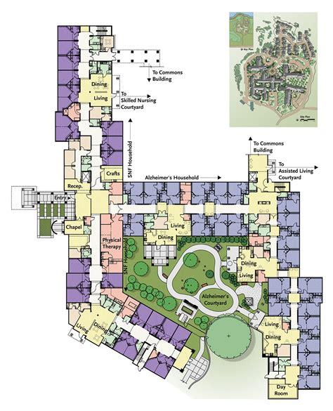 nursing home layout design building plans for nursing home home design and style