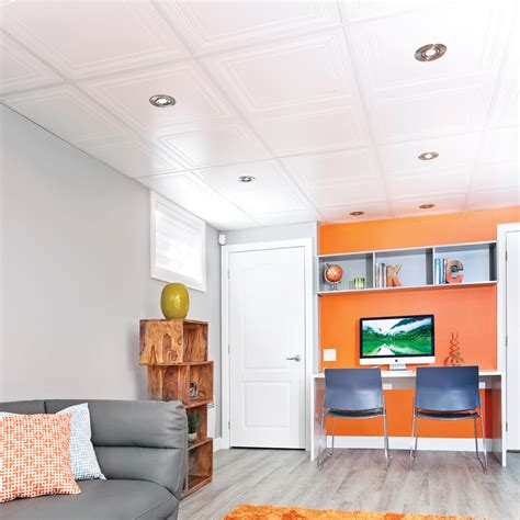 comment installer un plafond suspendu en 233 d 233 coration et r 233 novation pratico pratique