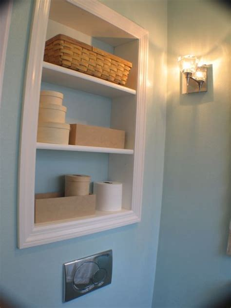 recessed shelves in bathroom yuliany 187 archive 187 tiny powder room
