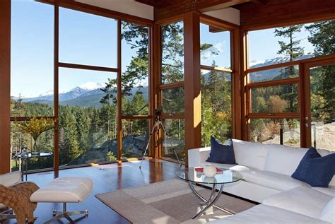 Classic Kitchen Design Ideas sweeping mountain amp lake views modern chalet architecture