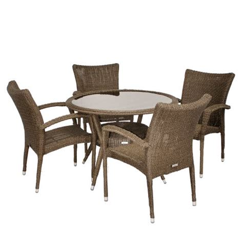 clearance patio dining set patio sets clearance atlantic bari 5 dining set