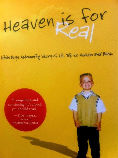 heaven is for real picture book the watchman s bagpipes what about the book quot heaven is
