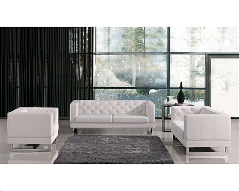 tufted leather sofa set contemporary tufted eco leather sofa set 44l6108