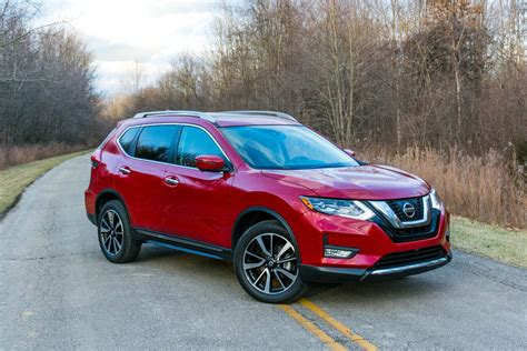 Nissan Rogue by 2017 Nissan Rogue Sl Awd Review The Miata Of Crossovers