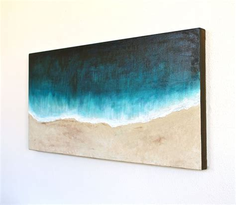 can you sand acrylic paint on canvas original abstract acrylic painting on thick