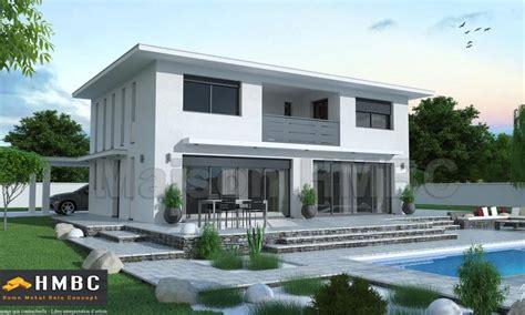 Enza Familliale 239m 178 Maison Moderne Et Contemporaine De