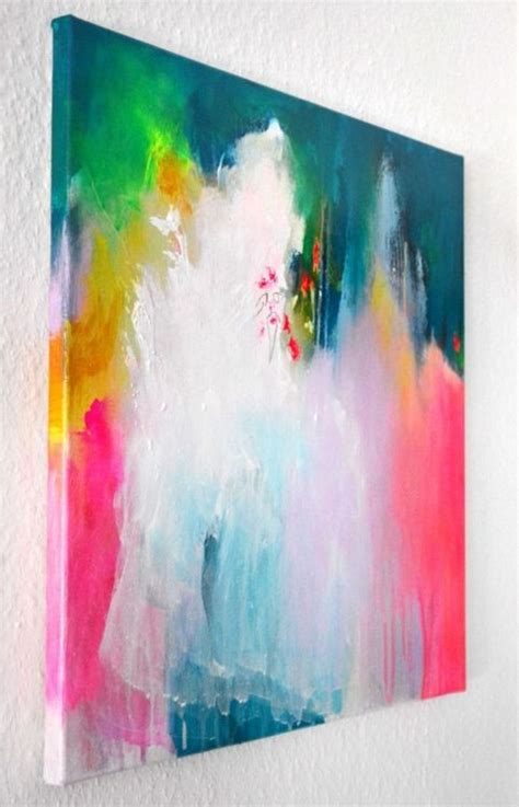 how many coats of acrylic paint on canvas 25 best ideas about stretched canvas on