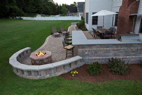 paver patio with pit brick paver patio with pit 28 images field pits and