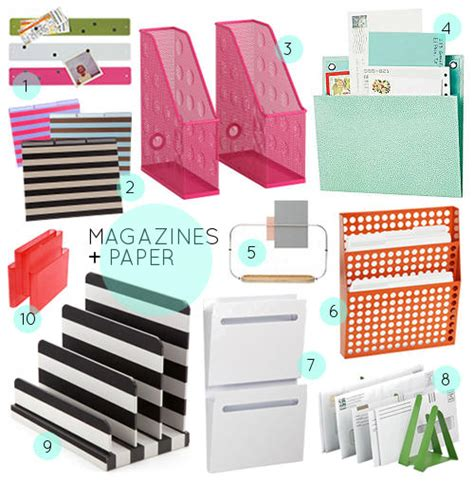 office desk organization supplies 30 great home office organizing tools design sponge