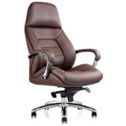 executive office chair leather gates genuine leather aluminum base high back executive chair zuri furniture
