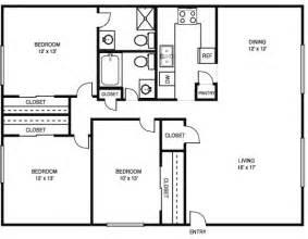 3 bedroom floor plan house floor plans 3 bedroom 2 bath with garage 5 bedroom 3