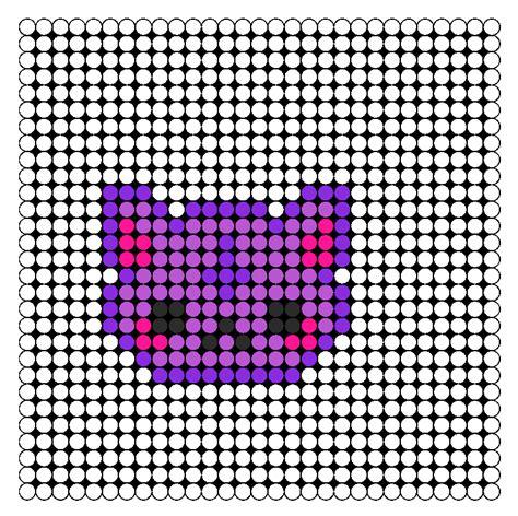 perler bead patterns cat soft grunge cat perler bead pattern bead sprites