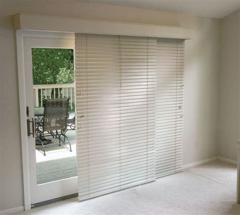 patio doors blinds horizontal blinds for patio doors glider blinds