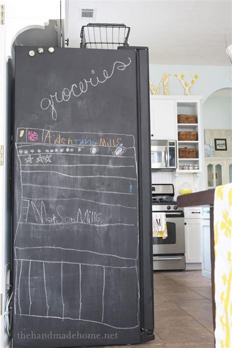 chalkboard paint in fridge faq s painting your fridge with chalkboard paint