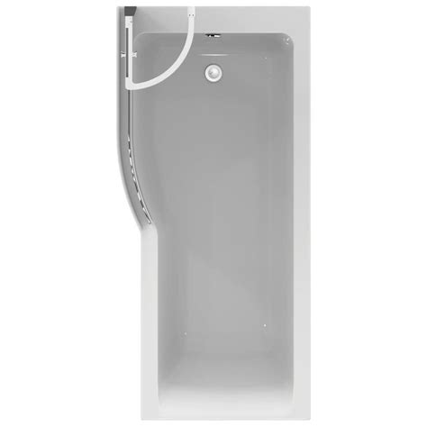 ideal standard shower bath 1700 ideal standard concept air 1700 x 800mm left