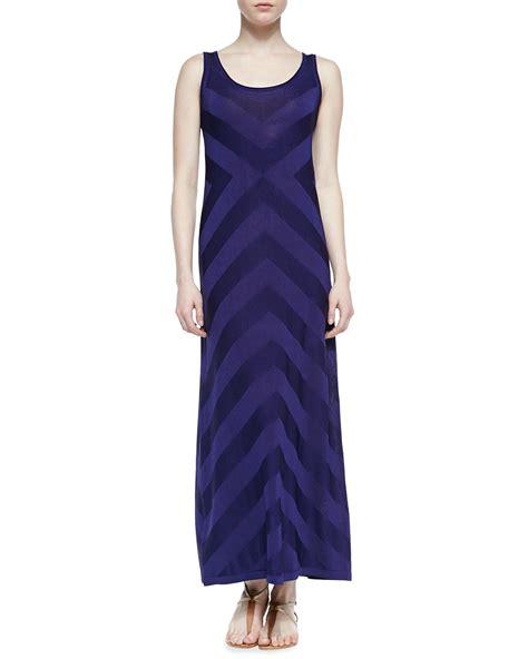 summer knit dresses bahama sleeveless peaked striped summer knit maxi