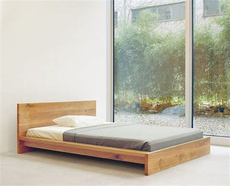simple bed frame design 25 best ideas about modern bed designs on