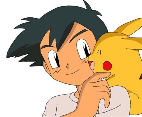 ash and pikachu ash and pikachu 2 by yodapee on deviantart